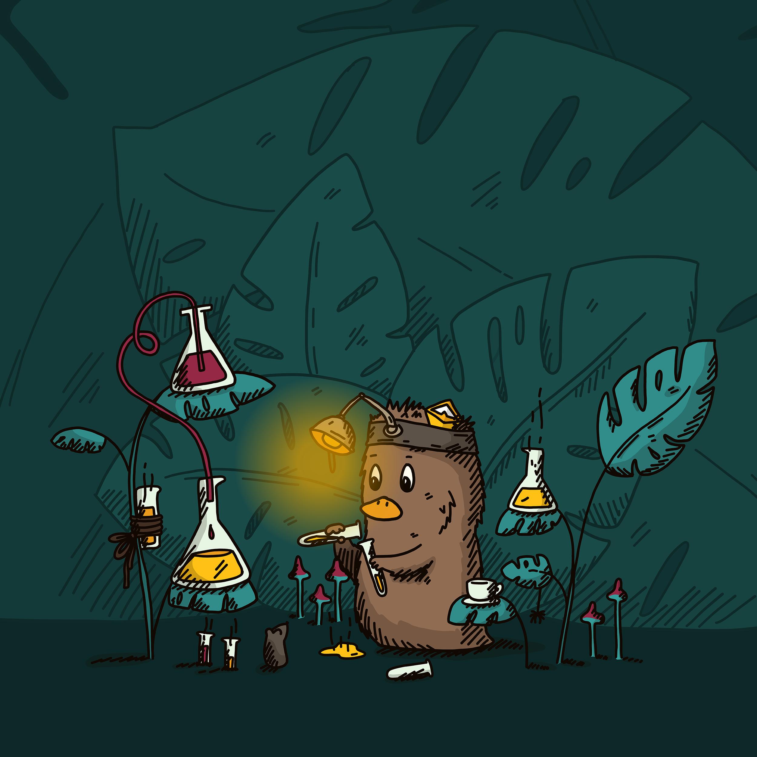 Adventurers #8
